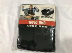 George Foreman  Black Grill Cover Fits GR26 Family Size Seri