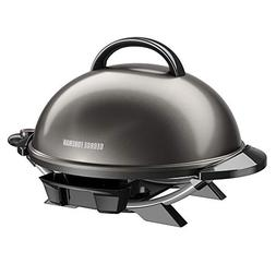 George Foreman 15+ Serving Indoor/Outdoor Electric Grill, Gu