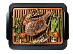Gotham Steel 1618 Electric Smokeless Portable Grill - AS SEE