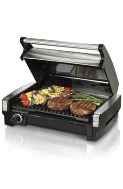 Hamilton Beach  Electric Smokeless Indoor Grill & Searing Gr