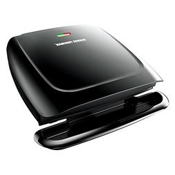 George Foreman - Electric Grill - Black