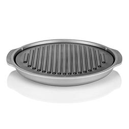 TECHEF - TRUE GRILL PAN - Stovetop Nonstick Indoor/Outdoor S