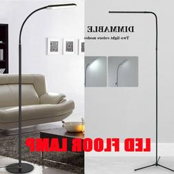 Adjustable LED Floor Lamp Light Standing Reading Dimmable US