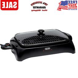 As Seen On TV Power 1500W Smokeless Indoor Electric Grill No
