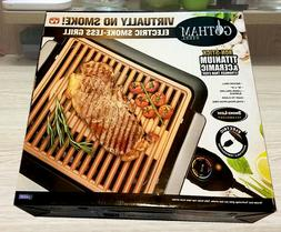 as seen on tv smokeless indoor grill