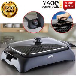 Best Smokeless Indoor Electric Grill 1500 Watts Power XL Non