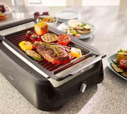 BRAND NEW - Philips Indoor Smoke-Less Grill Infrared Heat No