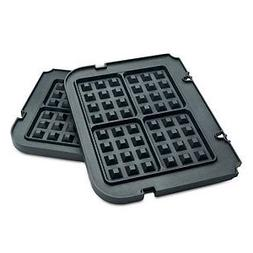 Cuisinart CGR-WAFPC Griddler Waffle Plates Attachments