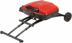Outdoor Camping Barbecue Coleman Road Trip Propane Grill Red