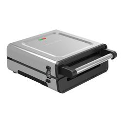 George Foreman Contact Smokeless-Ready Grill,Family SizeGRS6