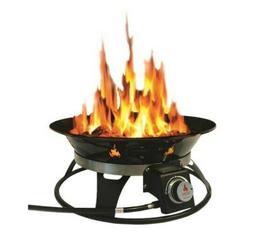 Outland Living Cypress Steel Propane Fire Pit