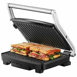 DEIK Contact Grill, Removable Plate Electric Indoor Panini P