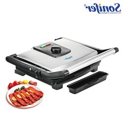 Electric BBQ <font><b>Grill</b></font> 2000W Household Barbe