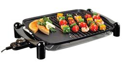 Electric Indoor outdoor Grill Portable Smokeless Non Stick C