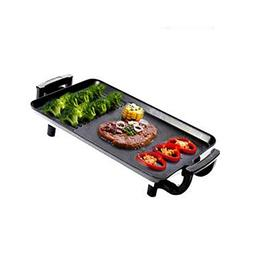 Electric indoor smokeless oven, electric grill, suitable for
