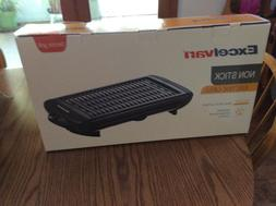 Excelvan Electric Non Stick Grill Griddle Barbecue Smokeless