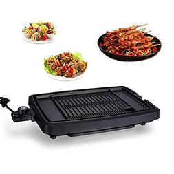 YIZAO Electric Reversible Grill Griddle with Removable Nonst