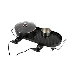Electric skillet, electric indoor smokeless oven, oil paper