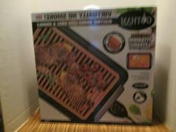 GOTHAM STEEL ELECTRIC SMOKE-LESS GRILL & GRIDDLE INDOOR BBQ