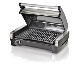 Hamilton Beach Electric Smokeless Grill And Searing Grill Wi