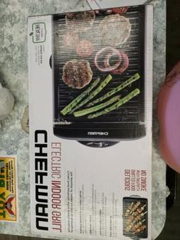 Chefman Electric Smokeless Indoor Grill - Large Griddle RJ23