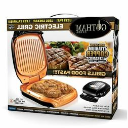 Gotham Steel Low Fat Multipurpose Sandwich Grill with Nonsti
