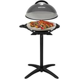 George Foreman Indoor / Outdoor Grill , 240 Sq In, Temp Gaug