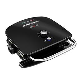 George Foreman GBR5750SBLQ Broil 7-in-1 Electric Indoor Gril