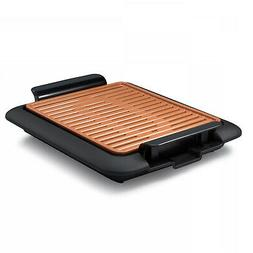 Gotham Steel Electric Smokeless Grill and Griddle