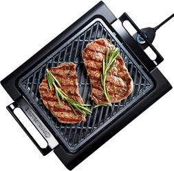 Granite Stone Smokeless Indoor Grill with Nonstick Surface,
