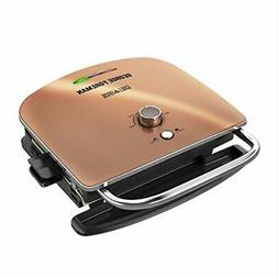 George Foreman Grill & Broil, 6-in-1 Electric Indoor Grill,