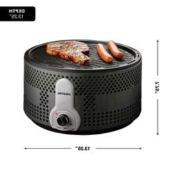Grill Smokeless Portable Electric outdoor picnic camp
