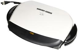George Foreman GRP4 Next Grilleration 5-Burger Grill with Re
