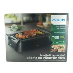 Philips - Indoor BBQ Grill - Collection Avance  HD6371/94 -
