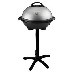 "George Foreman 240"" Indoor Outdoor Electric Grill BBQ Barbec"