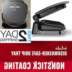 Indoor Electric Grill Small Non Stick Smokeless Portable San