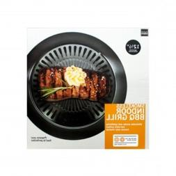 Indoor Grill Smokeless Bbq Stovetop Removable Plate Electric
