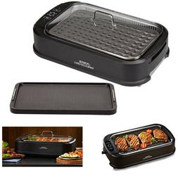 Indoor Grills Smokeless BBQ Non-Stick Machine Electric with