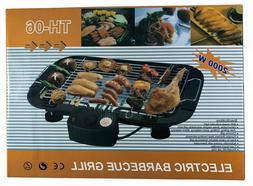 Indoor/Outdoor Portable  Electric Barbecue Grill Cooking Smo