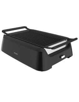 Philips Indoor Smoke-less Grill plus Bonus Cleaning Tool, HD