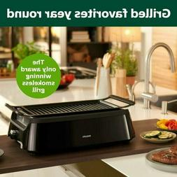 philips indoor smokeless grill Hd6371/98