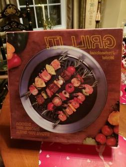 Grill IT Indoor Smokeless Stove Top Grill