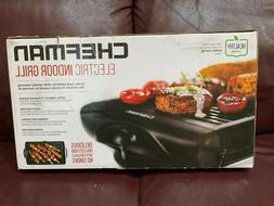 Chefman Indoor w/Non-Stick Cooking Surface Electric Smokeles