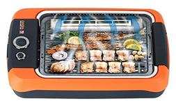 Anbang Indoor grill, Non stick, Smokeless, Smell Free, elect