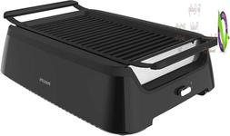 Kitchen Appliances Hd6371/94  Smoke-Less Indoor Bbq Grill, A