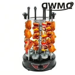 Kitchen Electric Vertical BBQ Home Barbecue Smokeless Hot  P