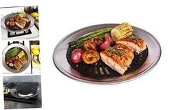 Kitchen + Home Stove Top Smokeless Grill Indoor BBQ, Stainle