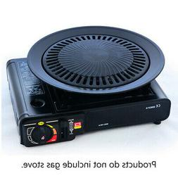 Korean BBQ Non-stick Smokeless Grill Indoor Barbecue Pans St
