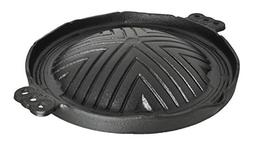 korean traditional cast iron mongolian