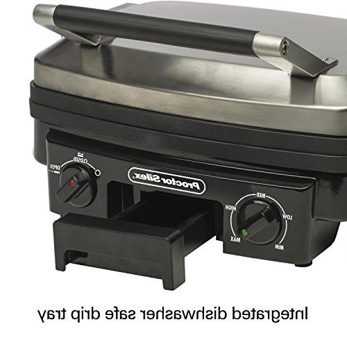 Proctor Countertop Grill, Griddle Panini